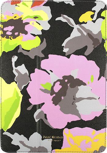 Isaac Mizrahi New York - Folio Hard Case for Apple® iPad® Air - Black