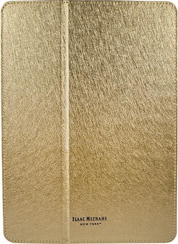 Isaac Mizrahi New York - Folio Hard Case for Apple® iPad® Air - Gold
