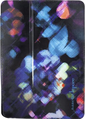 Nanette Lepore - Folio Hard Case for Apple® iPad® Air - Black