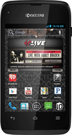 Virgin Mobile - Kyocera Event No-Contract Cell Phone - Black