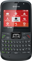 PayLo by Virgin Mobile - Kyocera Brio No-Contract Cell Phone - Black