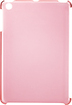 Rocketfish™ Mobile - Hard Shell Case for Apple® iPad® mini, iPad mini 2 and iPad mini 3 - Pink
