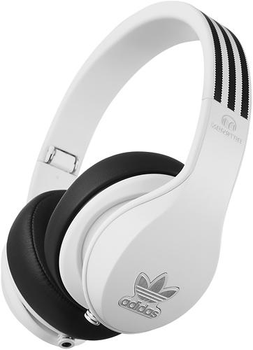 Monster - adidas Originals Over-the-Ear Headphones - White