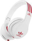 Monster - adidas Originals Over-the-Ear Headphones - White/Red