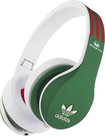 Monster - adidas Originals Over-the-Ear Headphones - Green/Red/White