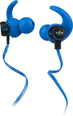 Monster - adidas Originals Earbud Headphones - Blue/Black