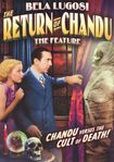 The Return Of Chandu (dvd) 7213794