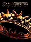 Game Of Thrones: The Complete Second Season [5 Discs] (dvd)