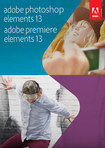 Adobe Photoshop Elements 13 and Adobe Premiere Elements 13 - Mac/Windows