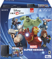 Sony - PlayStation 3 12GB Console Disney Infinity: Marvel Super Heroes (2.0 Edition) Bundle