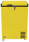 Whynter - 3.2 Cu. Ft. Portable Freezer - Limited Edition Yellow 7221028