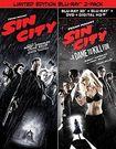 Sin City [4 Discs] [blu-ray] 7225033