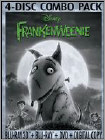 Frankenweenie (Blu-ray 3D) (3-D) (Black & White/Enhanced Widescreen for 16x9 TV) (Eng/Fre/Spa) 2012
