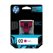 HP - 02 Vivera Inkjet Cartridge - Magenta