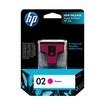 HP - 02 Vivera Inkjet Cartridge - Magenta
