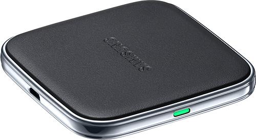 Samsung - Mini Qi Wireless Charging Pad