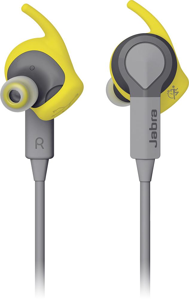 Jabra - Sport Coach Wireless Sports Earbuds - Yellow