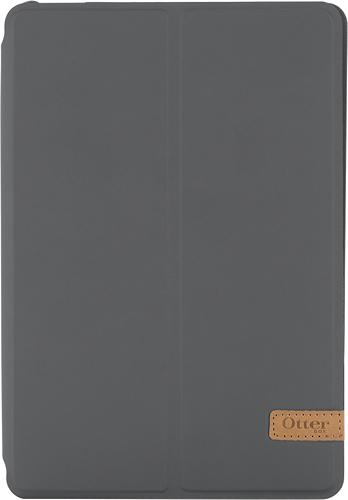 OtterBox - Agility Folio Case and Shell for Apple® iPad® mini and iPad mini with Retina display - Black