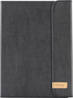 OtterBox - Agility Portfolio Case and Shell for Apple® iPad® Air - Black