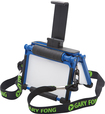 Gary Fong - Flip-Cage with Tripod Adapter for Apple® iPhone® 4 and 4S - Blueberry