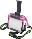 Gary Fong - Flip-Cage with Tripod Adapter for Apple® iPhone® 4 and 4S - Cotton Candy Pink