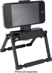 Gary Fong - Flip-Cage with Tripod Adapter for Apple® iPhone® 3GS - Black