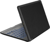 ZAGG - ZAGGfolio Bluetooth Keyboard Case for Apple® iPad® Air - Black