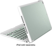 ZAGG - ZAGGfolio Keyboard Case for Apple® iPad® Air - Sage