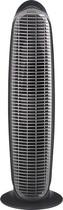 Honeywell - HEPAClean Tower Air Purifier - Black/Silver