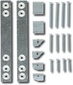 GE - Under-Cabinet Mounting Kit for Select Microwaves