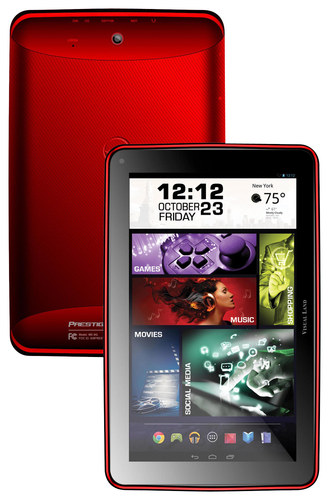 Visual Land - Prestige Elite - 9 - 16GB - Red