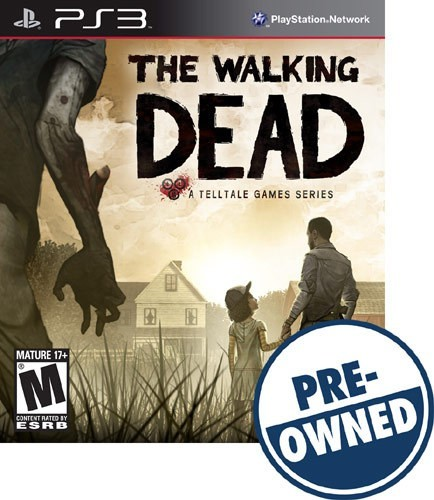 The Walking Dead - PRE-Owned - PlayStation 3