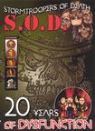S.o.d.: 20 Years Of Dysfunction [dvd/cd] [2 Discs] 7282585
