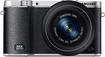 Samsung - NX3000 Mirrorless Camera with 20-50mm Zoom Lens - Black