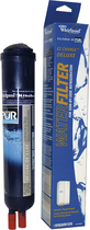 Whirlpool - PUR Refrigerator Water Filter - Blue