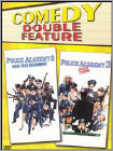 Police Academy 2: Their First Assignment/Police Academy 3: Back in Training (DVD) (2 Disc) (Enhanced Widescreen for 16x9 TV) (Eng/Fre)