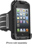 LifeProof - Armband for Apple® iPhone® 5 and 5s - Black