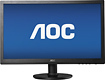 "AOC - 19.5"" LED HD Monitor - Black"