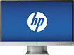 "HP - Pavilion 27"" IPS LED HD Monitor"
