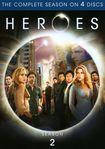 Heroes: Season 2 [4 Discs] (dvd) 7298048