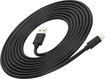 Griffin Technology - 9.8' USB-to-Lightning Cable - Black