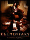 Elementary: The Second Season [6 Discs] (Boxed Set) (DVD) (Eng)