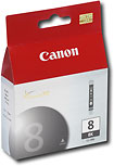 Canon - Cli8bk (cli-8) Ink Tank, Black - Black