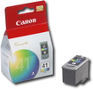 Canon - 41 Ink Cartridge - Cyan, Magenta, Yellow