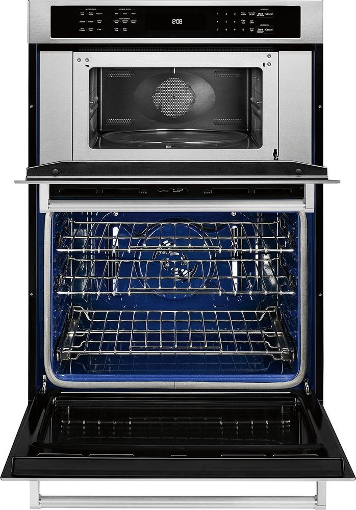 toaster stylish home within kitchenaid on combo aid and ideas pictures in oven design built kitchen microwave