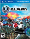 Freedom Wars - PS Vita