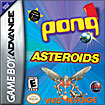 Pong / Asteroids / Yars' Revenge - Game Boy Advance