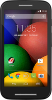 Motorola - Moto E Cell Phone (Unlocked) - Black