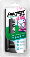 Energizer - Universal Compact Battery Charger