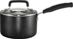 T-Fal - Signature 3-Quart Saucepan - Black